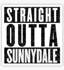 Sunnydale Represent! Sticker