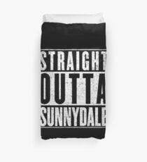 Sunnydale Represent! Duvet Cover
