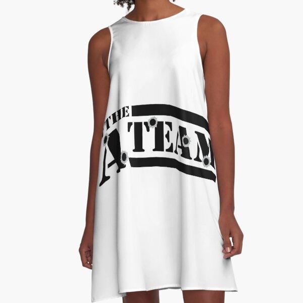 A-Team A-Line Dress
