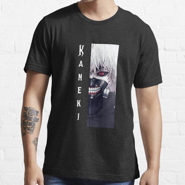 Tokyo Ghoul Kaneki ken Camiseta esencial