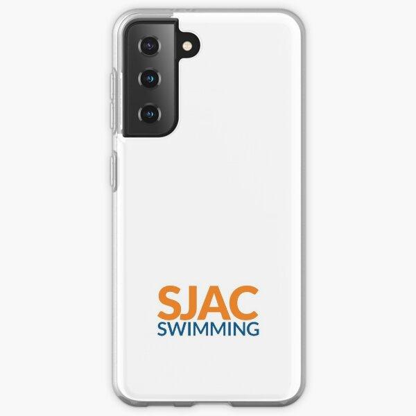 SJAC White Samsung Galaxy Soft Case