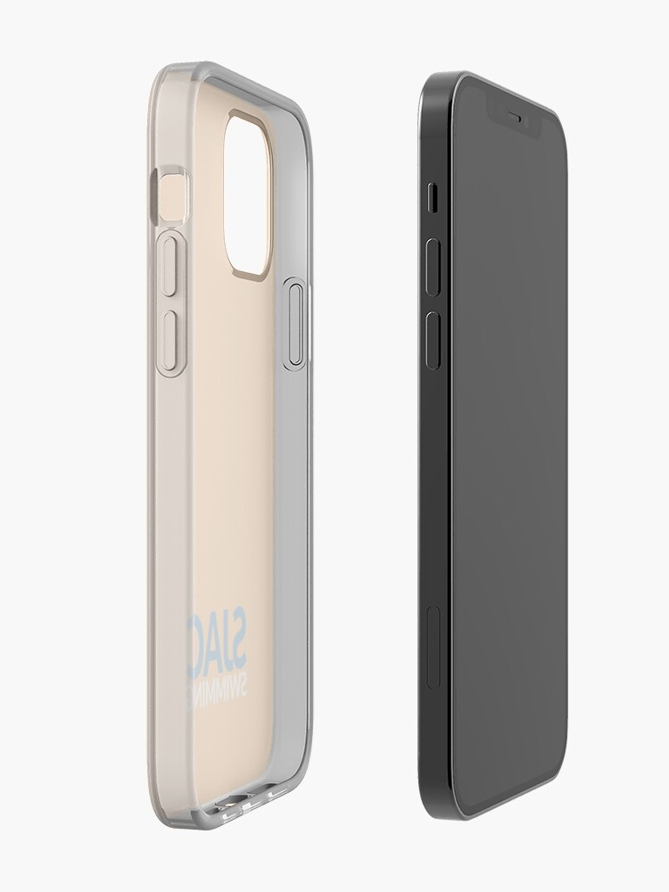 Alternate view of SJAC Orange iPhone Case & Cover
