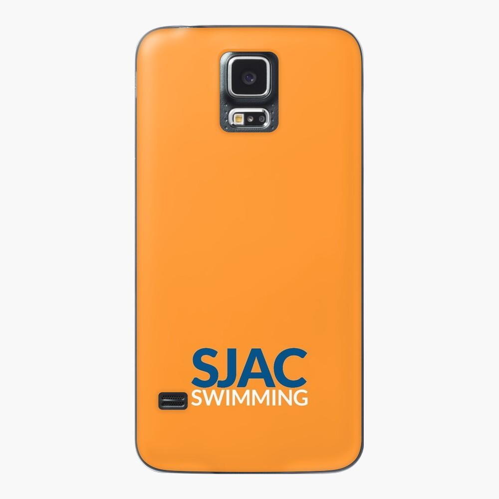SJAC Orange Case & Skin for Samsung Galaxy