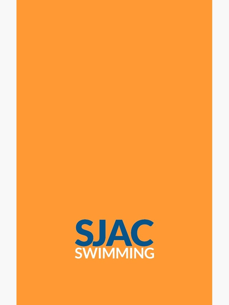SJAC Orange by ProShopatNLAC