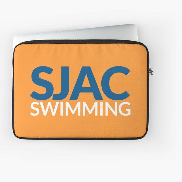 SJAC Orange Laptop Sleeve