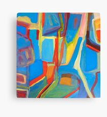 Colourful and inspirational designs Canvas Print