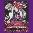 A Valentine's Evening with Ratdog 2014 - Design 1 by Kevin J Cooper