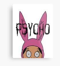 "Louise ""Psycho"" Blecher Metal Print"