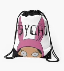 "Louise ""Psycho"" Blecher Drawstring Bag"
