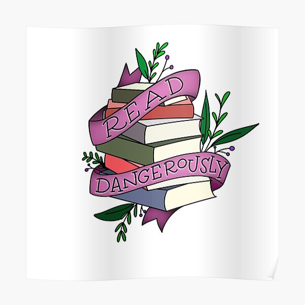 Read Dangerously Poster