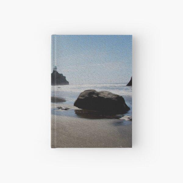 False Klamath Cove Hardcover Journal
