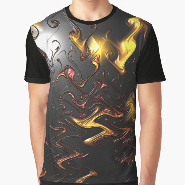 Abstract Design 3 Graphic T-Shirt