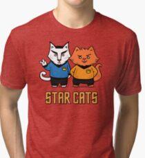 Star Cats Tri-blend T-Shirt