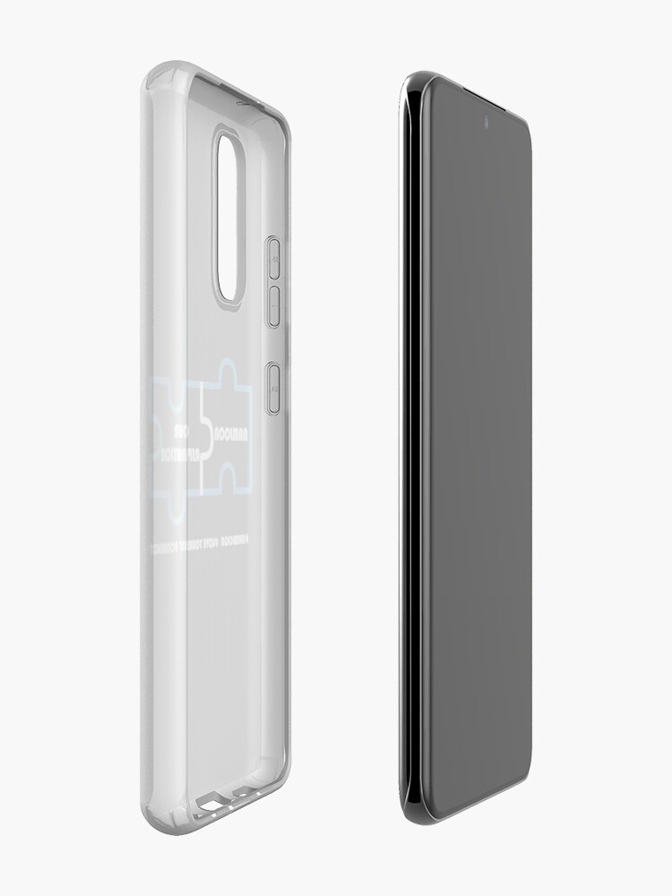 Alternate view of BTS #Connect Jigsaw - Namjoon Case & Skin for Samsung Galaxy