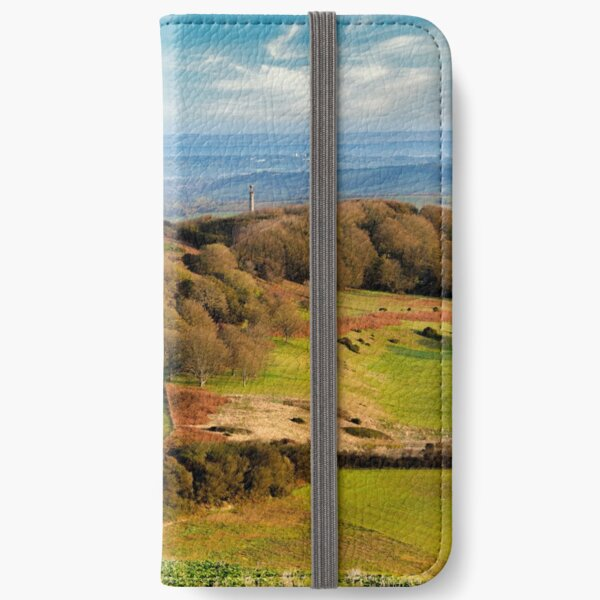 St Catherines Down iPhone Wallet
