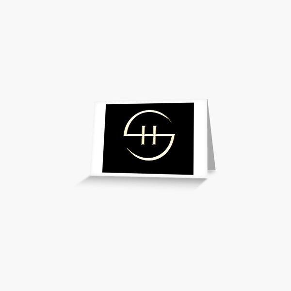 Scythe Logo Greeting Card