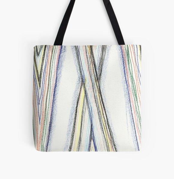 Geometrie All Over Print Tote Bag