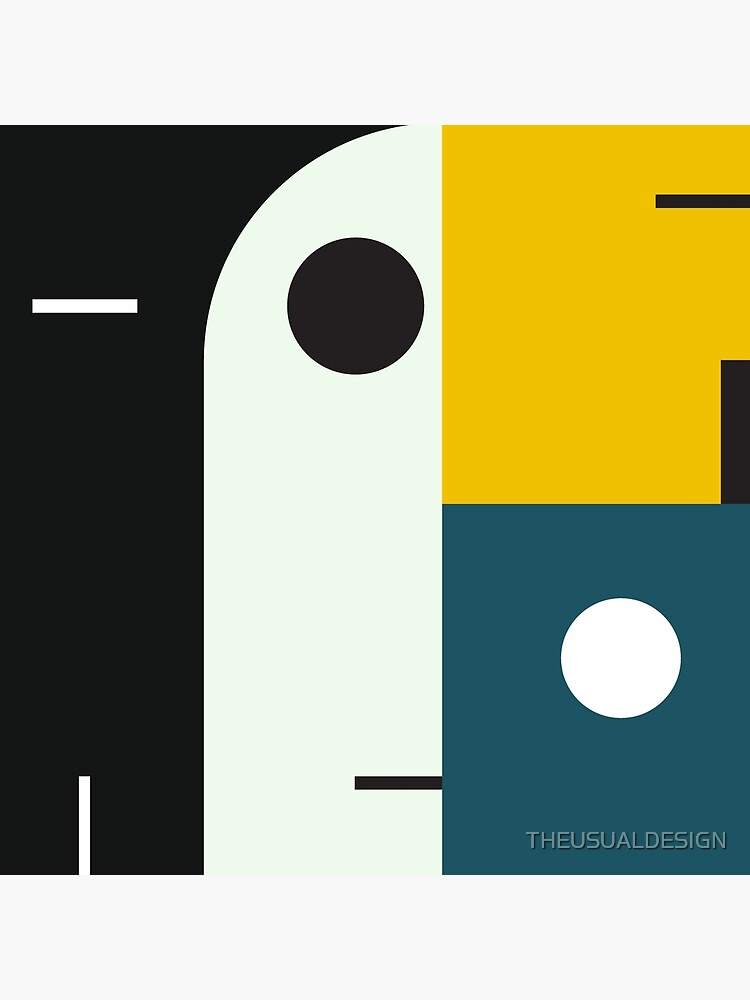 BAUHAUS AGE by THEUSUALDESIGN