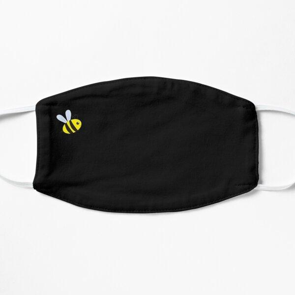 Little Bee Flat Mask