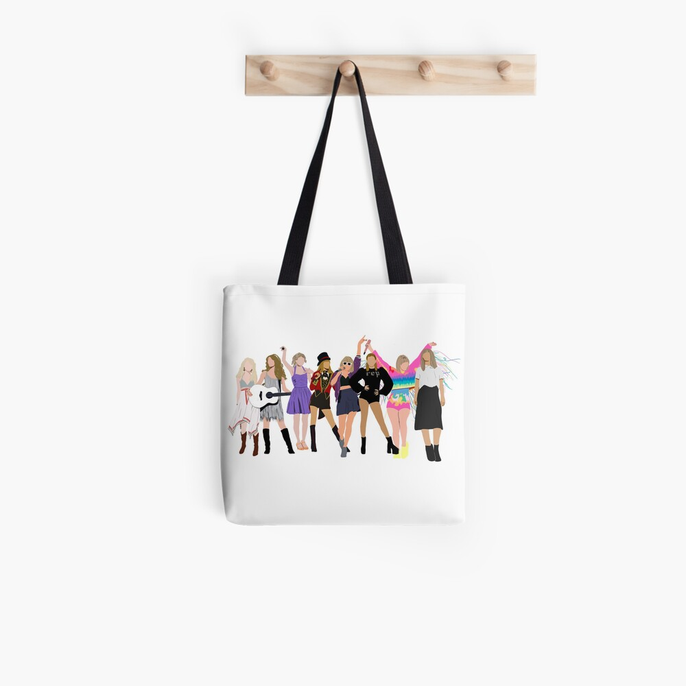 Taylor Eras Tote Bag