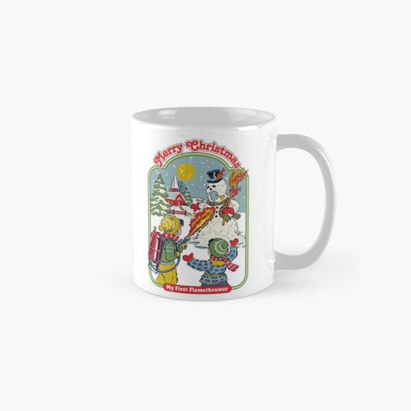 My First Flamethrower Classic Mug