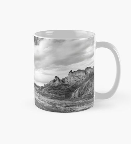 The Deserted Road of the Desert Mug