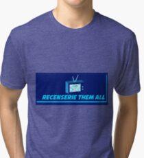 Recenserie Them All Tri-blend T-Shirt