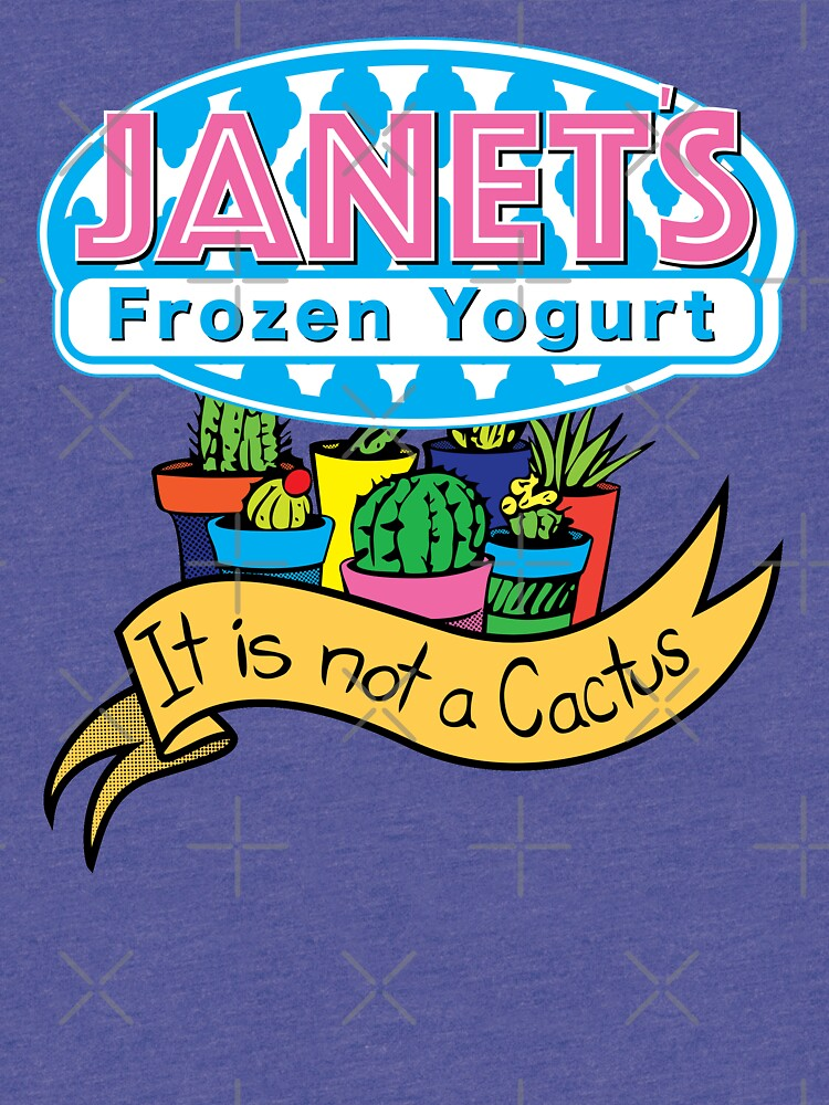 Janets Frozen Yogurt by Ink-Spitter