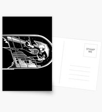 Danny Phantom: Protector Postcards