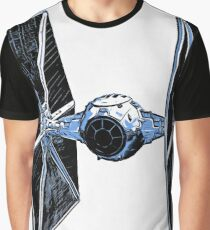 Star Wars Tie Fighter Graphic T-Shirt