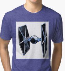 Star Wars Tie Fighter Tri-blend T-Shirt