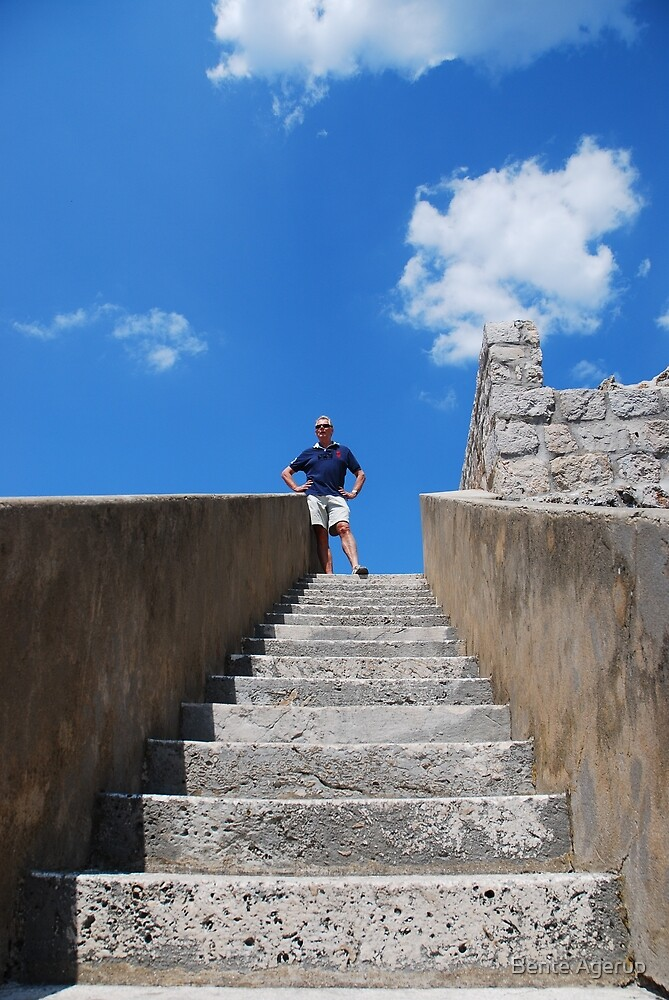 On the top in Dubrovnik by julie08