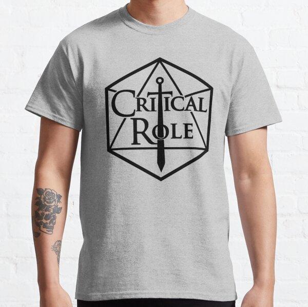 Critical Role Logo Classic T-Shirt