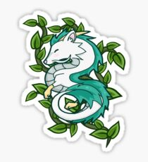 Haku // Spirited Away Sticker