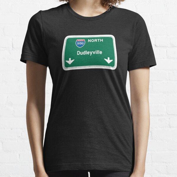 WWE - Dudleyville Sign Essential T-Shirt