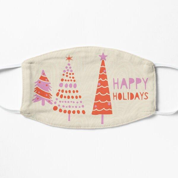 Happy Holidays Mask