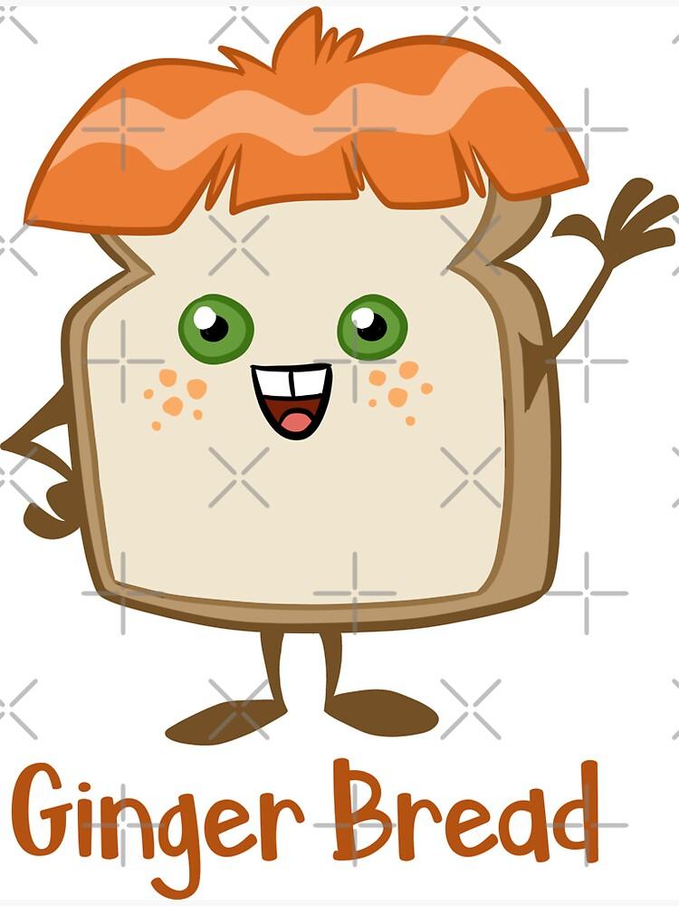 Ginger Bread by binarygod