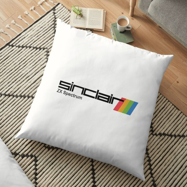 BEST SELLER ZX Spectrum Sinclair Merchandise Floor Pillow