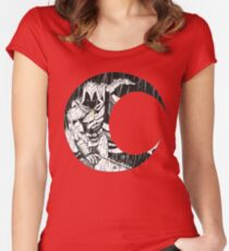Moon Knight 2 Women's Fitted Scoop T-Shirt