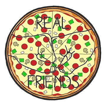Pop Punk and Pizz // Real Friends by my-d1spute