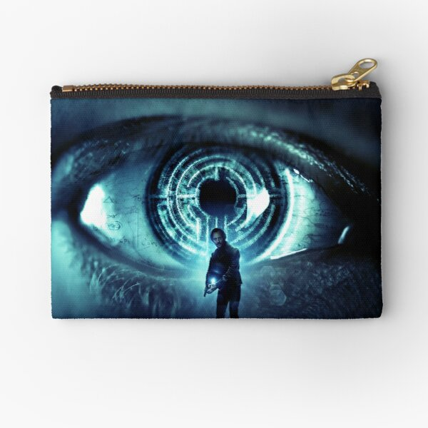 VOLITION POSTER (vertical) Zipper Pouch