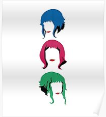 Ramona Blumen Poster