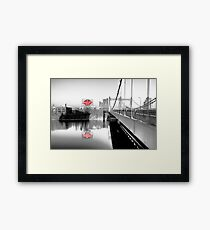 Grain Belt Framed Print