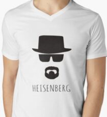 Heisenberg 'Walter White' Men's V-Neck T-Shirt
