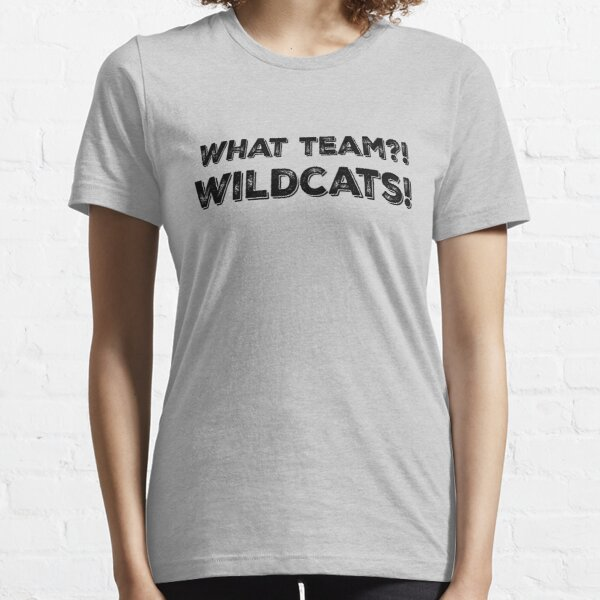 What Team?! WILDCATS! Essential T-Shirt