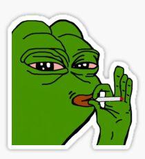 Pepe Meme Toking Sticker
