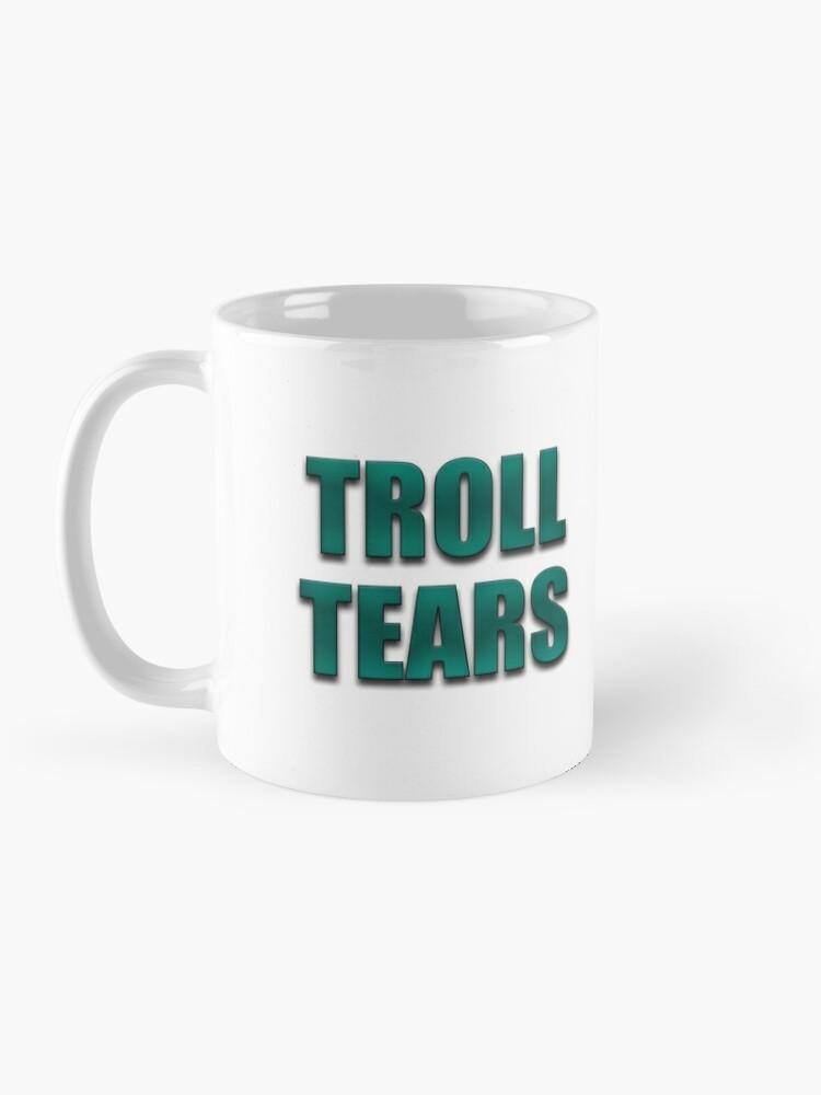 Alternate view of Troll Tears Mug