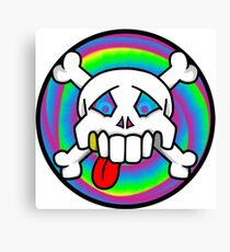 Psychedelic #2 Canvas Print