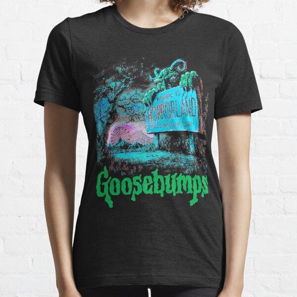Horror Goosebumps. Horrorland T-Shirt Essential T-Shirt