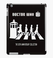 DR WHO 'Beatles style' iPad Case/Skin